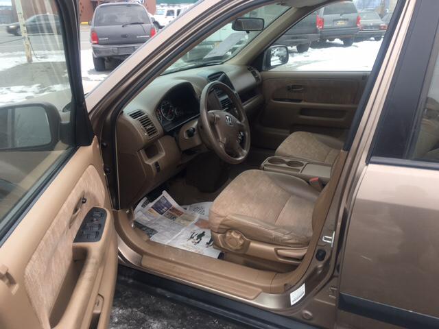 2004 Honda CR-V LX AWD 4dr SUV w/ Side Airbags - Anchorage AK
