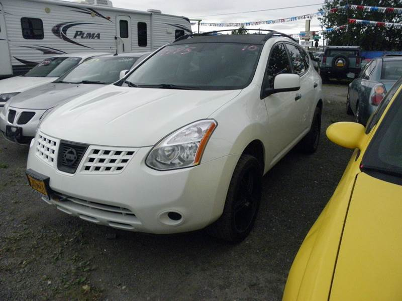 2010 Nissan Rogue S AWD 4dr Crossover - Anchorage AK