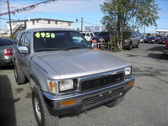 Used 1990 toyota 4runner for sale for Small car motors carson city nv