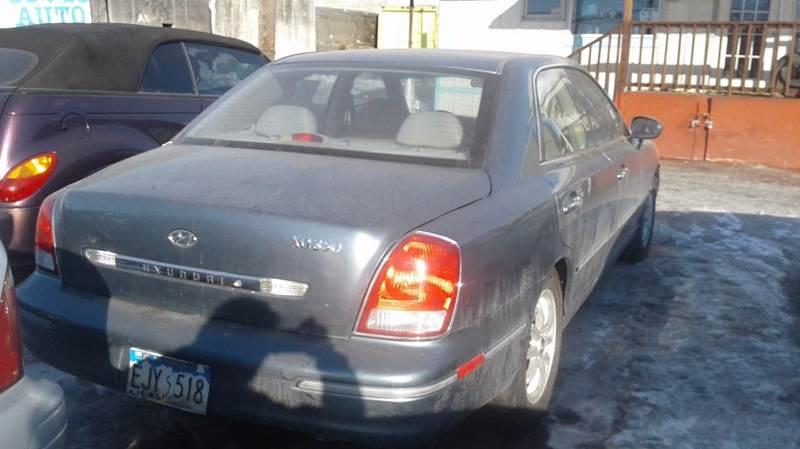 2002 Hyundai XG350 L 4dr Sedan - Anchorage AK
