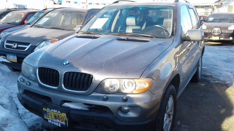 2005 BMW X5 AWD 3.0i 4dr SUV - Anchorage AK