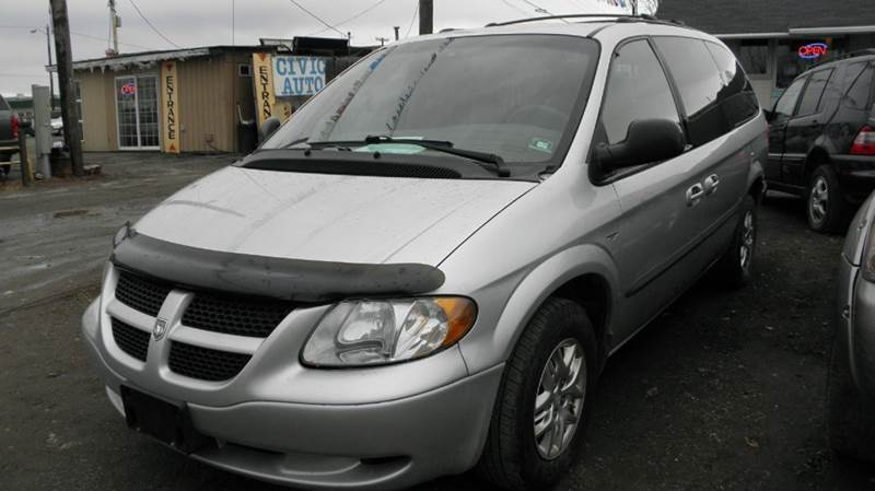 2002 Dodge Grand Caravan Sport 4dr Extended Mini Van - Anchorage AK