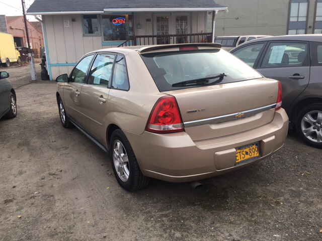 2005 Chevrolet Malibu Maxx LS 4dr Hatchback - Anchorage AK