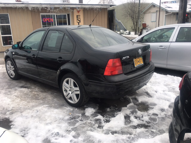 2001 Volkswagen Jetta GLX VR6 4dr Sedan - Anchorage AK