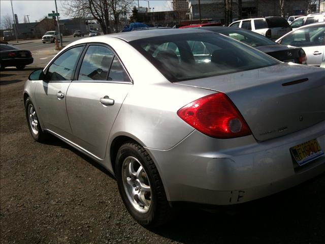 2008 Pontiac G6 Base 4dr Sedan - Anchorage AK