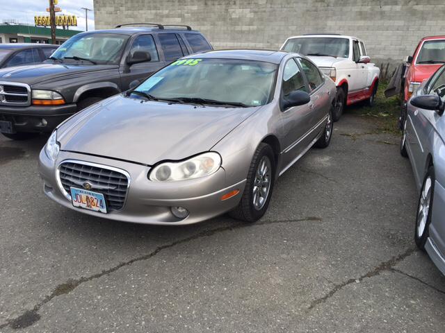 1999 Chrysler LHS Base 4dr Sedan - Anchorage AK