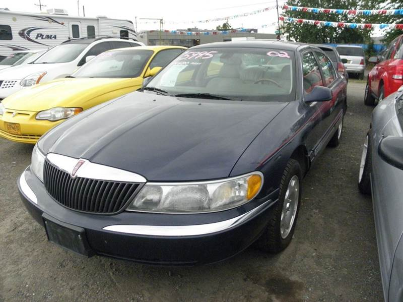 2002 Lincoln Continental 4dr Sedan - Anchorage AK