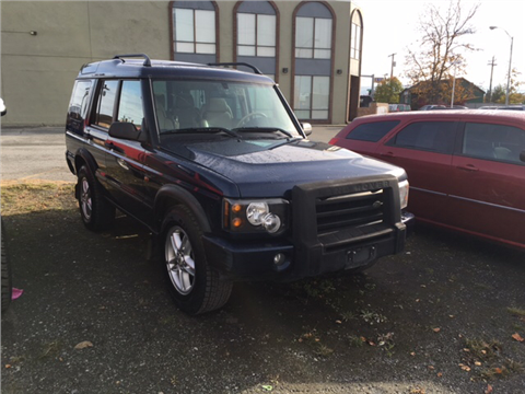2003 Land Rover Discovery for sale in Anchorage, AK