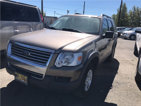 2006 Ford Explorer for sale in Anchorage, AK