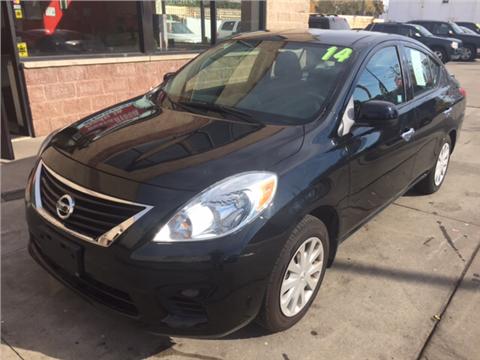 2014 Nissan Versa for sale in Hazel Park, MI