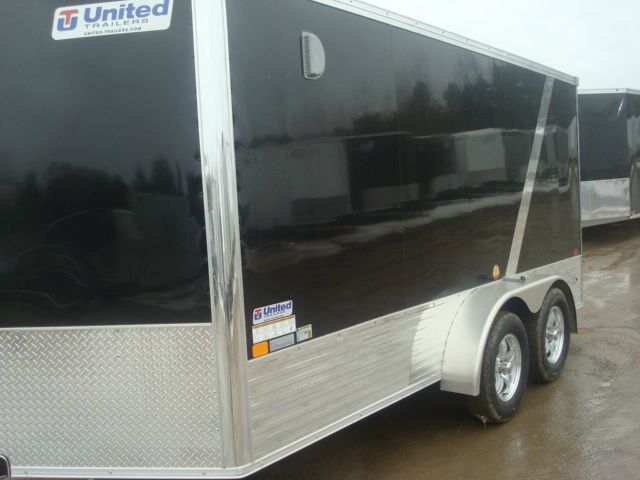 2013 UNITED 7X14 XLMTV MOTORCYCLE PACKAGE - SOMERSET WI