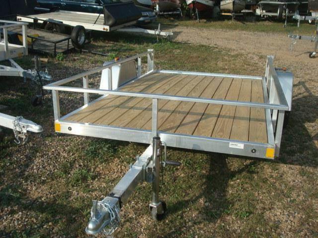 2015 lightning utility trailer