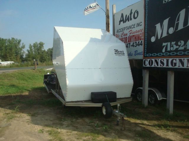2006 SLED BED 8.5X10 PLUS 2