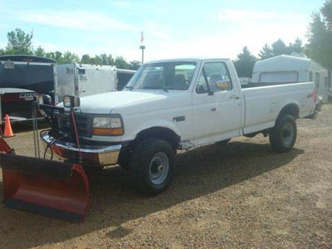 1994 Ford F-250 for sale in Somerset, WI