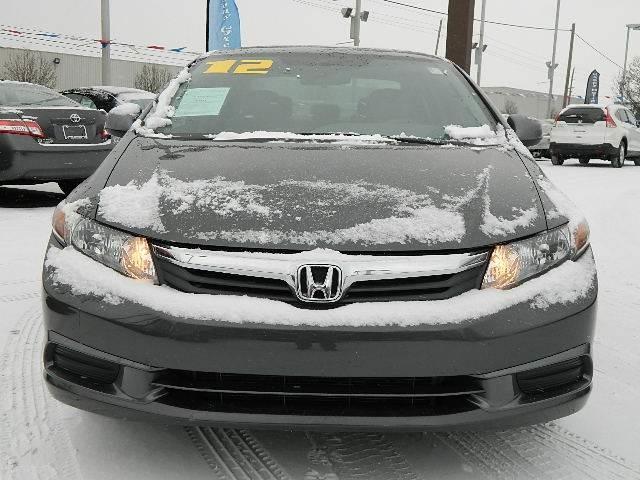 2012 Honda Civic for sale in LAFAYETTE IN