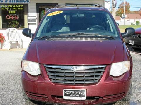 2007 Chrysler Town and Country for sale in Dundalk, MD