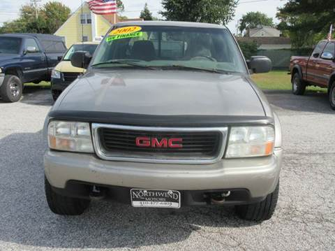 2002 GMC Sonoma for sale in Dundalk, MD