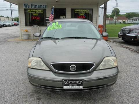 2001 Mercury Sable for sale in Dundalk, MD