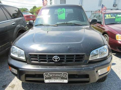 1999 Toyota RAV4 for sale in Dundalk, MD