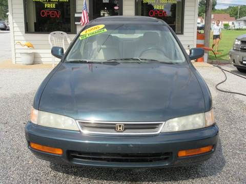 1996 Honda Accord for sale in Dundalk, MD