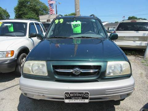 1999 Suzuki Grand Vitara for sale in Dundalk, MD