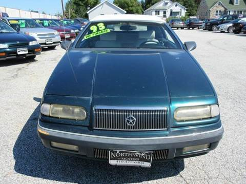 1993 Chrysler Le Baron for sale in Dundalk, MD