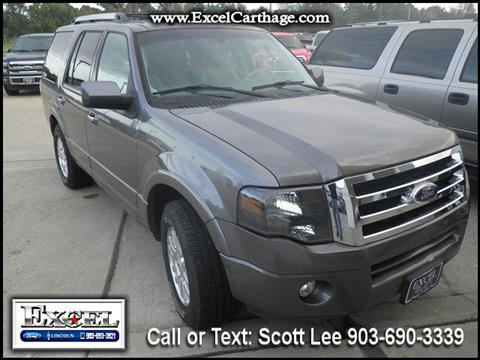 2012 Ford Expedition for sale in Carthage, TX