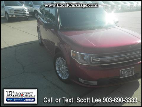 2014 Ford Flex for sale in Carthage TX