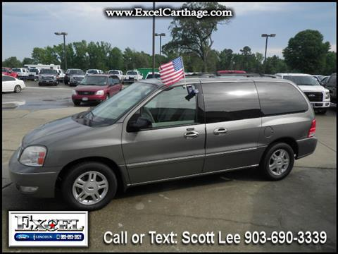 2005 Ford Freestar for sale in Carthage TX