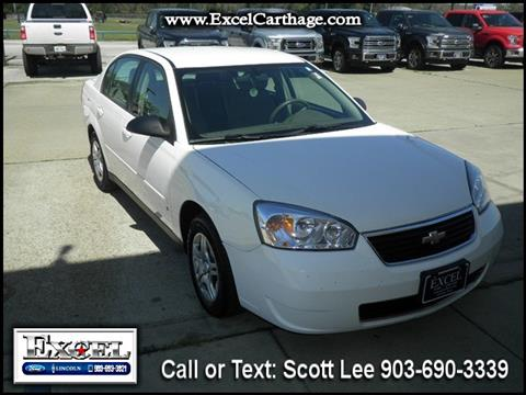 2008 Chevrolet Malibu Classic for sale in Carthage TX