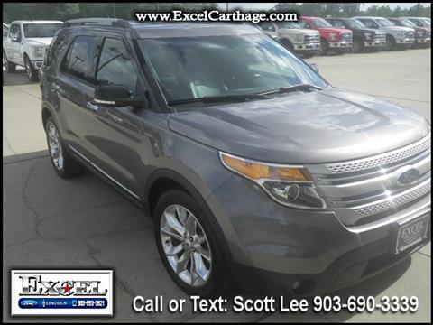 2014 Ford Explorer for sale in Carthage, TX