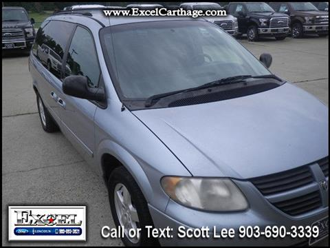 2005 Dodge Grand Caravan for sale in Carthage TX
