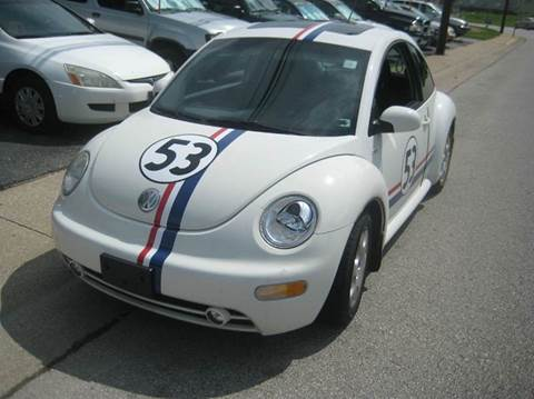 2002 Volkswagen New Beetle for sale in Washington, MO