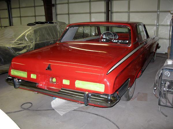 1963 Dodge Polara 500  2 DR HT - Stevensville MT