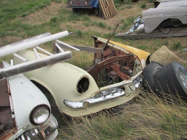 1956 Dodge Front Clip