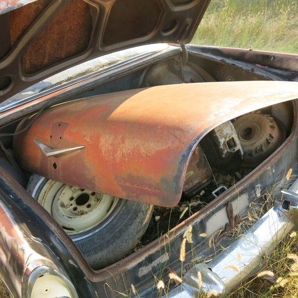 1956 Dodge Coronet 2 DR Sedan - Stevensville MT