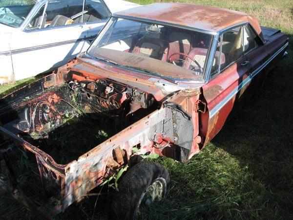 1964 Plymouth Sport Fury  2 Door HardTop