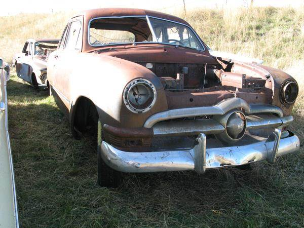 1950 Ford 2 Door Coupe