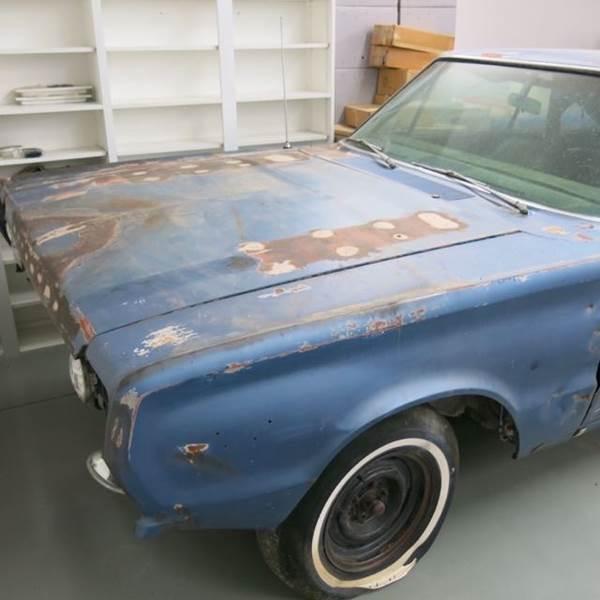 1967 Plymouth GTX Belvedere GTX2 DR HT - Stevensville MT