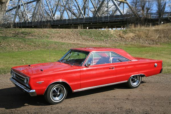 1967 Plymouth GTX 2 DR HT  - Stevensville MT