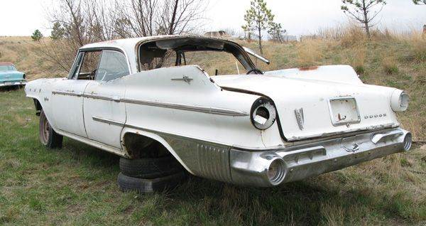 1960 Dodge Polara D500