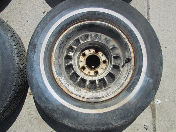 1974 AMC Cast Wheels