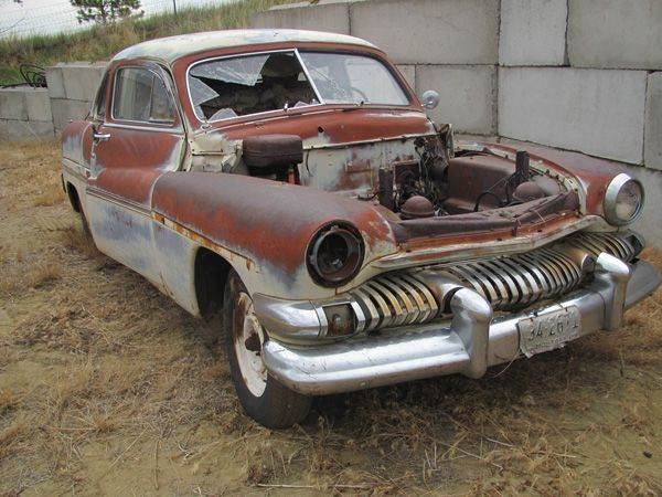 Used cars for sale oodle marketplace for 1951 mercury 4 door sedan