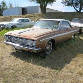1964 Plymouth Fury 2 DR Ht - Stevensville MT