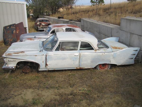 1960 Plymouth Belvedere 2 Door Sedan