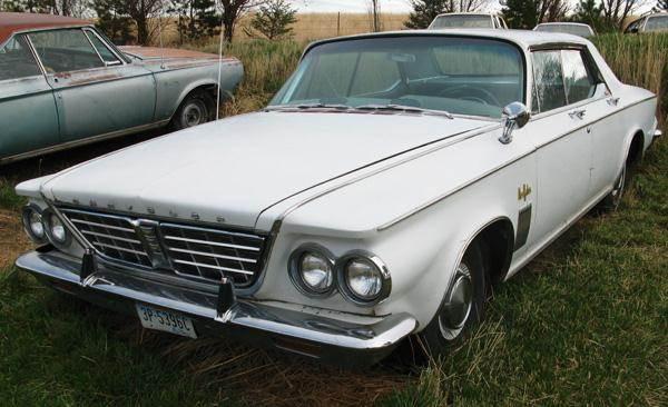 1963 Chrysler New Yorker 4 Door HardTop