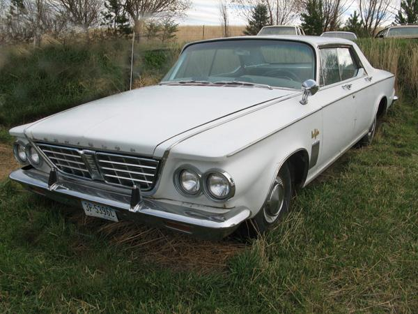1963 Chrysler New Yorker  - Stevensville MT