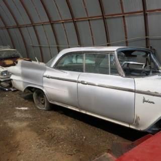1960 Dodge Polara D500 LONG RAM