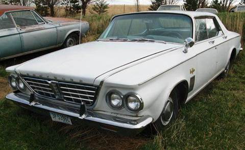 1963 Chrysler New Yorker 4 Door HardTop