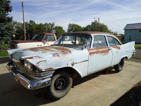 1959 Plymouth Savoy